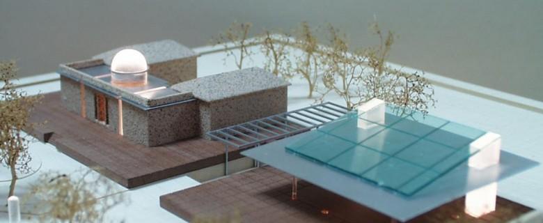 Ideenmodell: Akademie in der Sternwarte in Göttingen